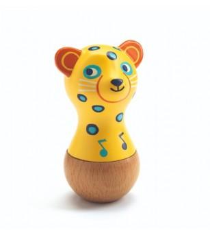 Maracas jaguar Djeco - Instrumente muzicale