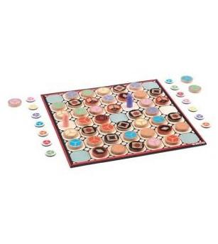 Joc de strategie Djeco, Twisty - Jocuri de masă