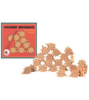 Joc de echilibru Egmont, arici pogonici - Jucării de lemn si Montessori