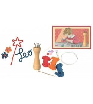 Tricotin,set creativ Egmont toys - Lucru manual