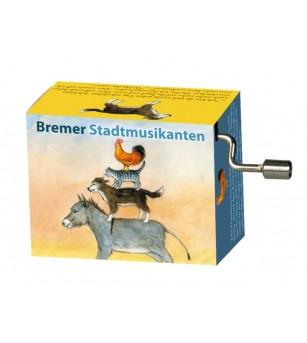Flasneta muzicantii din Bremen, fur Elise - Instrumente muzicale