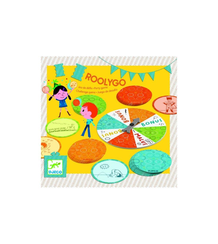 Joc cu provocari Roolygo Djeco - Jucării și accesorii sportive