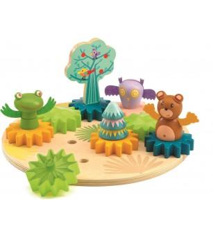 Woodytwist Djeco - Jucării de lemn si Montessori