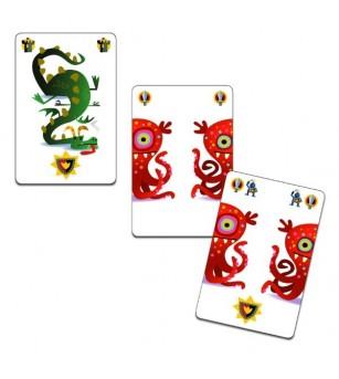 Joc de strategie Djeco Mistigriff - Jocuri de masă
