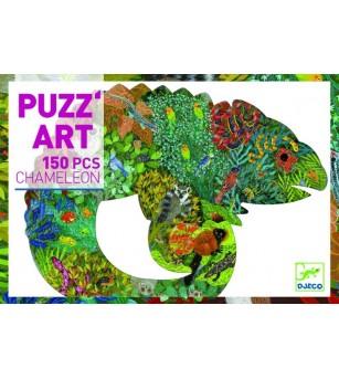 Puzzle Djeco Cameleon - Puzzle-uri