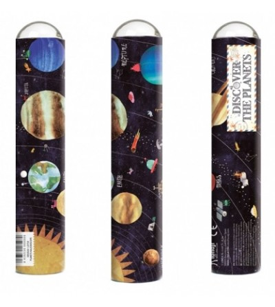 Caleidoscop Londji, Planete - Știință și tehnică