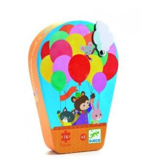Puzzle Djeco - Balon - Puzzle-uri