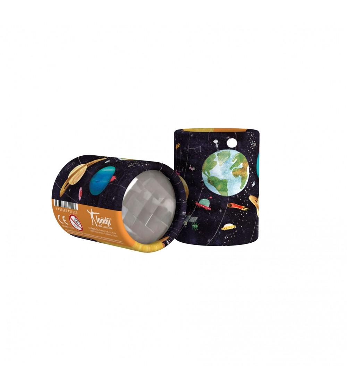 Mini-caleidoscop Londji, Planete - Știință și tehnică