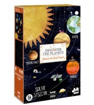 Puzzle Londji, Descopera cosmosul - Puzzle-uri