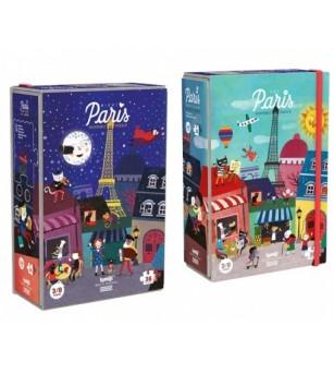 Puzzle Londji, Noapte si zi la Paris - Puzzle-uri