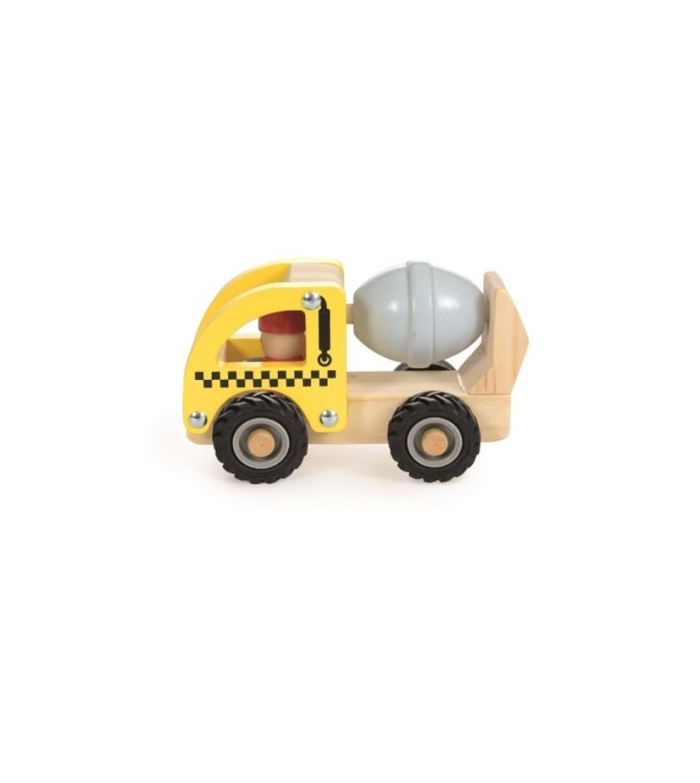 Masina de santier- betoniera, Egmont - Vehicule de jucărie