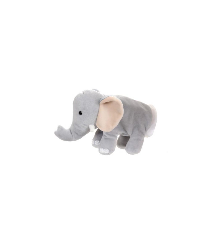 Papusa de mana elefant - Marionete