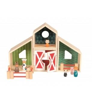 Ferma modulara, Egmont - Căsuțe de păpuși și accesorii