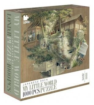 Puzzle Londji, Gradina japoneza - Puzzle-uri