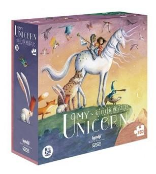 Puzzle Londji, Unicorn - Puzzle-uri