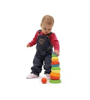 Joc de echilibru Tobbles Fat Brain Toys - Jucării bebeluși