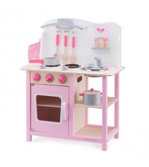 Bucatarie Bon appetit Roz - Bucătărie copii
