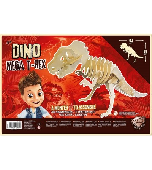 Kid BUKI France - Dino T-Rex Gigant - Mediu înconjurător
