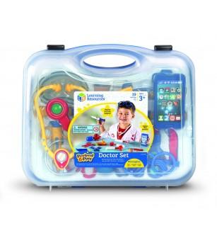 Joc de rol - trusa micului medic - Truse de medic pentru copii
