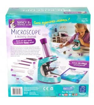 Microscop cu jurnal de activitati - Știință și tehnică