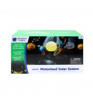 Sistem solar motorizat - Mediu înconjurător