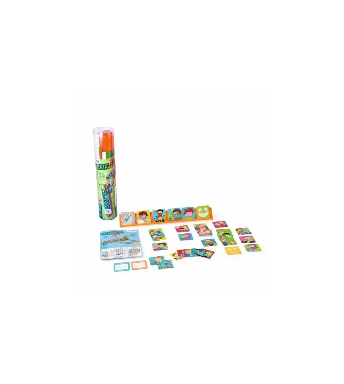 Joc Comportamentul si activitatile zilnice - Miniland - Jocuri de observație și atenție
