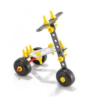 Joc de constructii Miniland - Activity Mecaniko 81 - Jocuri construcție