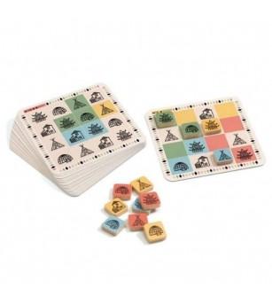 Joc de strategie Djeco, Crazy Sudoku - Jocuri de masă