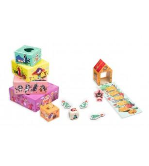 Joc Chalk & Chuckles - Primul tort al ursuletului - Jocuri de îndemânare