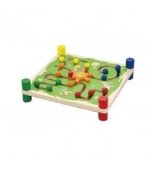Urmareste si localizeaza - Jucării de lemn si Montessori