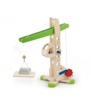 Macara mobila - Viga - Jocuri construcție