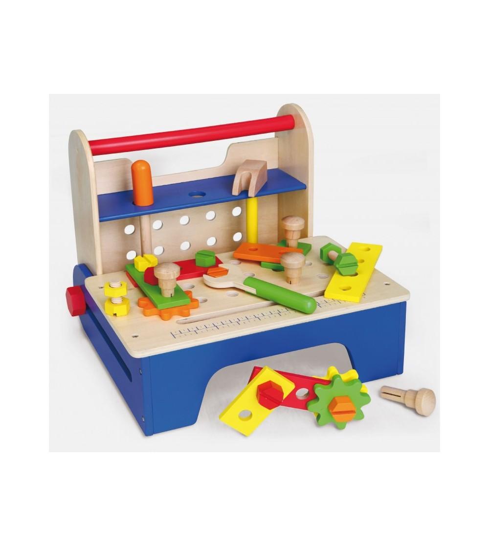 Trusa de scule pliabila - Seturi de menaj si bricolaj copii