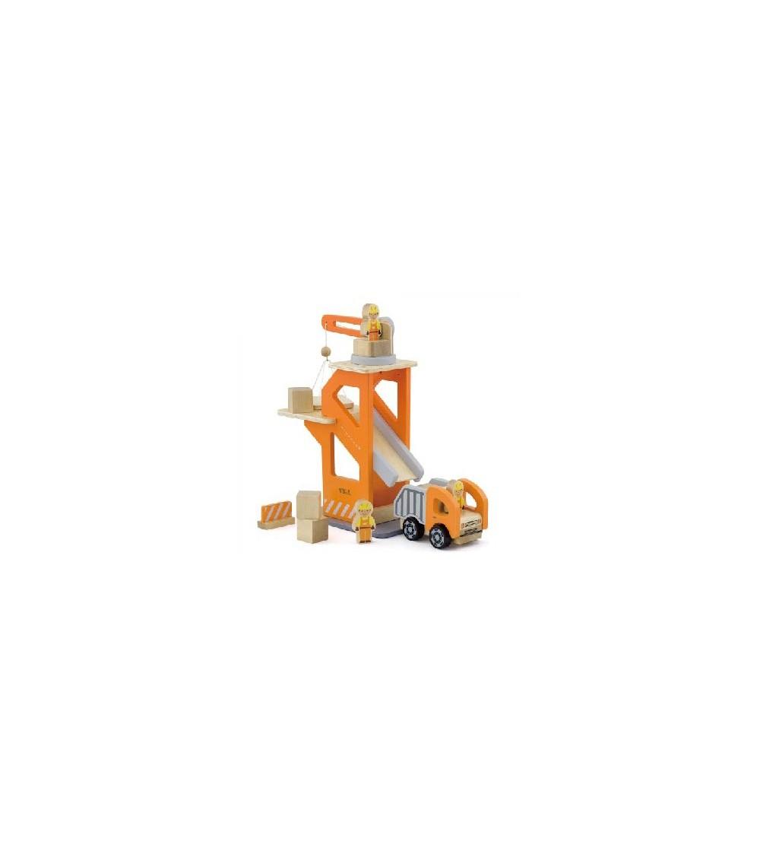 Macara cu rampa - Vehicule de jucărie