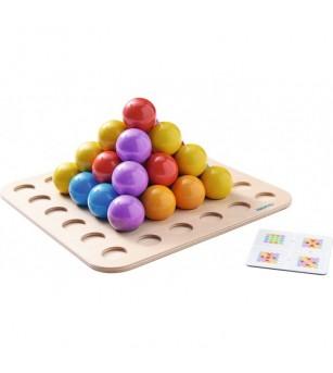 Joc de indemanare Fröbel Marble, Haba Education - Jocuri de îndemânare