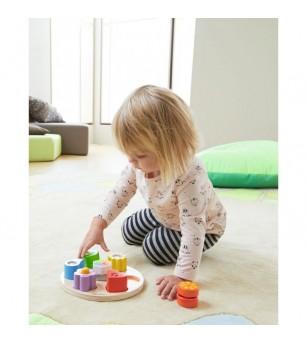 Sunete Magice - joc interactiv de asociere Haba Education - Jucării de lemn si Montessori