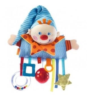 Jucarie textila de agatat - Charlie Punch, Haba - Jucării bebeluși