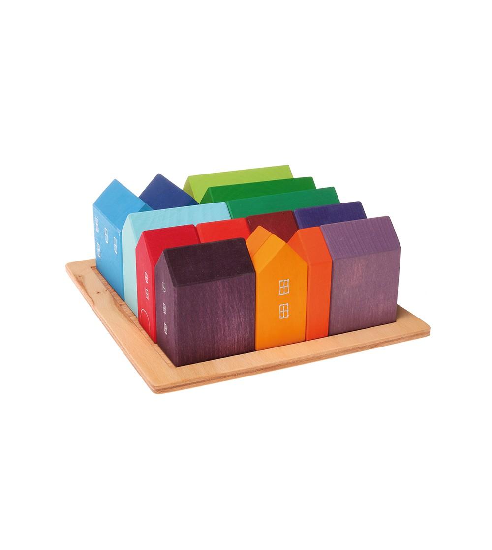 Oraselul copiilor - Jucării de lemn si Montessori