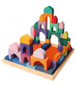 1001 Nopti fermecate, mare - Jucării de lemn si Montessori