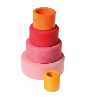 Set de boluri, lollipop - jucarie SPIEL GUT - Jucării de lemn si Montessori