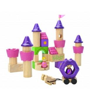 Set de contructie Printese - Jocuri construcție