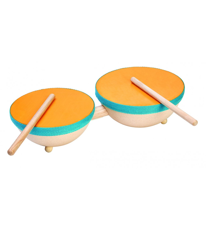 Toba dubla pentru copii - Instrumente muzicale
