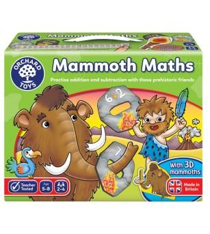 Joc educativ - Matematica Mamutilor MAMMOTH MATH - Jucării matematică
