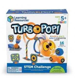 Set STEM -Turbo Pop - Jocuri STEM