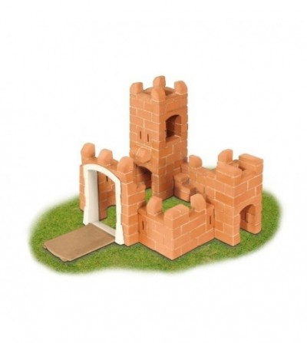 Kit de constructie Teifoc - Castel - Jocuri construcție