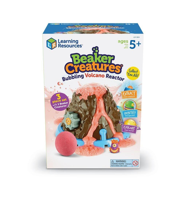 Learning Resources Beaker Creatures - Monstruletii din vulcan