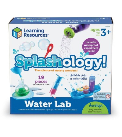 Learning Resources Splashology - Laboratorul apei