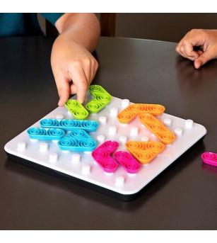 Joc Fat Brain Toys GridBlock - Logică