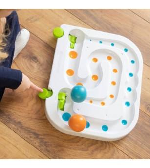 Joc labirint Fat Brain Toys RollAgain Maze