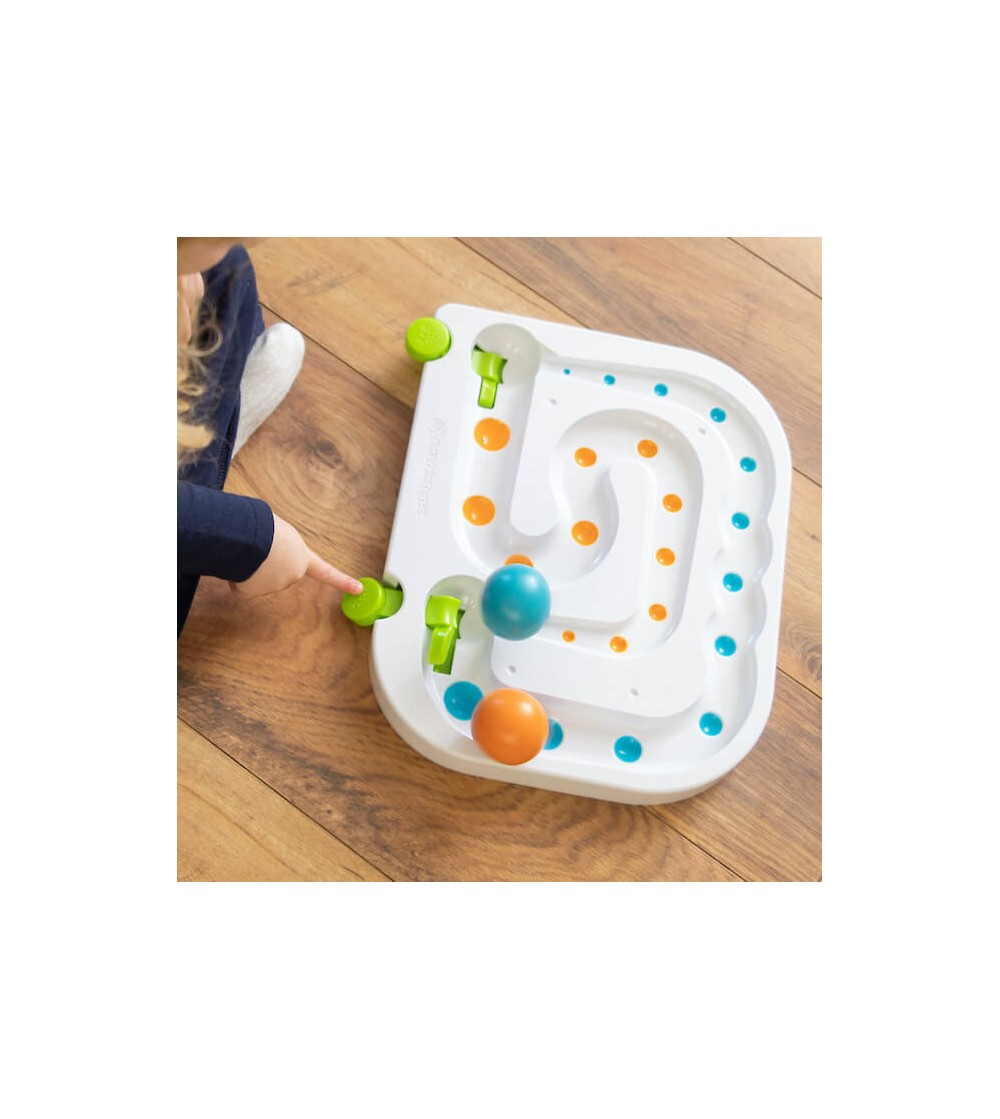Joc labirint Fat Brain Toys - RollAgain Maze