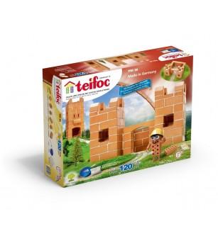 Kit de constructie Teifoc - Castel mic - Jocuri construcție